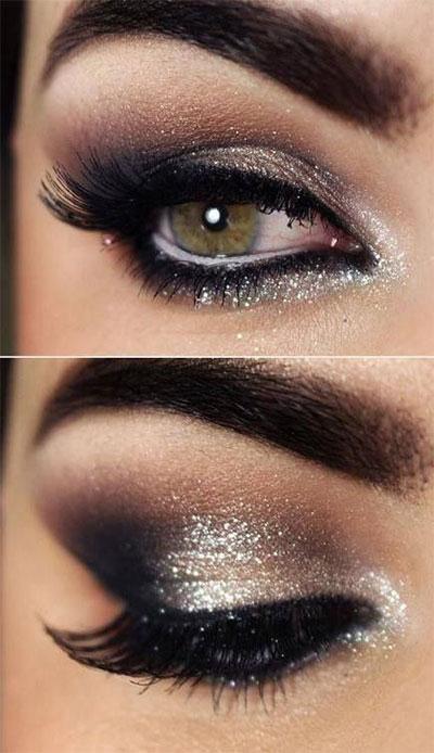 10-Christmas-Party-Makeup-Looks-Ideas-2015-Xmas-Makeup-10