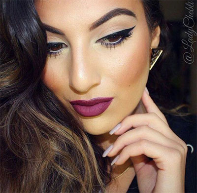 10-Christmas-Party-Makeup-Looks-Ideas-2015-Xmas-Makeup-4