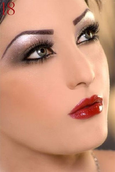 10 Christmas Party Makeup Looks U0026 Ideas 2015 | Xmas Makeup | Modern Fashion Blog