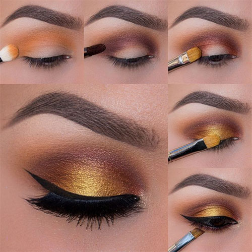 12-Easy-Simple-Fall-Makeup-Tutorials-For-Beginners-Learners-2015-10