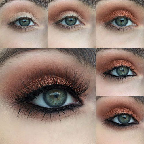 12-Easy-Simple-Fall-Makeup-Tutorials-For-Beginners-Learners-2015-11