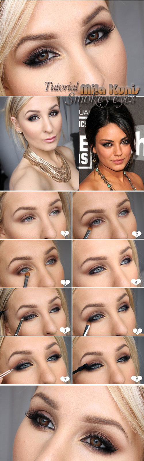 12-Easy-Simple-Fall-Makeup-Tutorials-For-Beginners-Learners-2015-12
