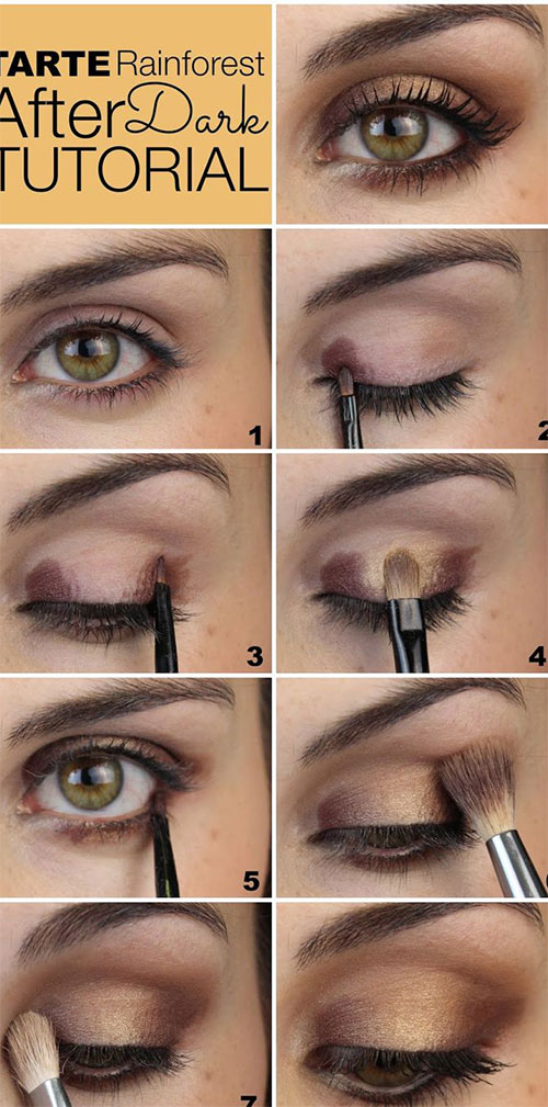 12-Easy-Simple-Fall-Makeup-Tutorials-For-Beginners-Learners-2015-2