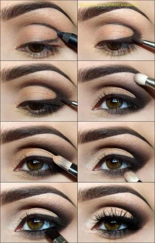 12-Easy-Simple-Fall-Makeup-Tutorials-For-Beginners-Learners-2015-3