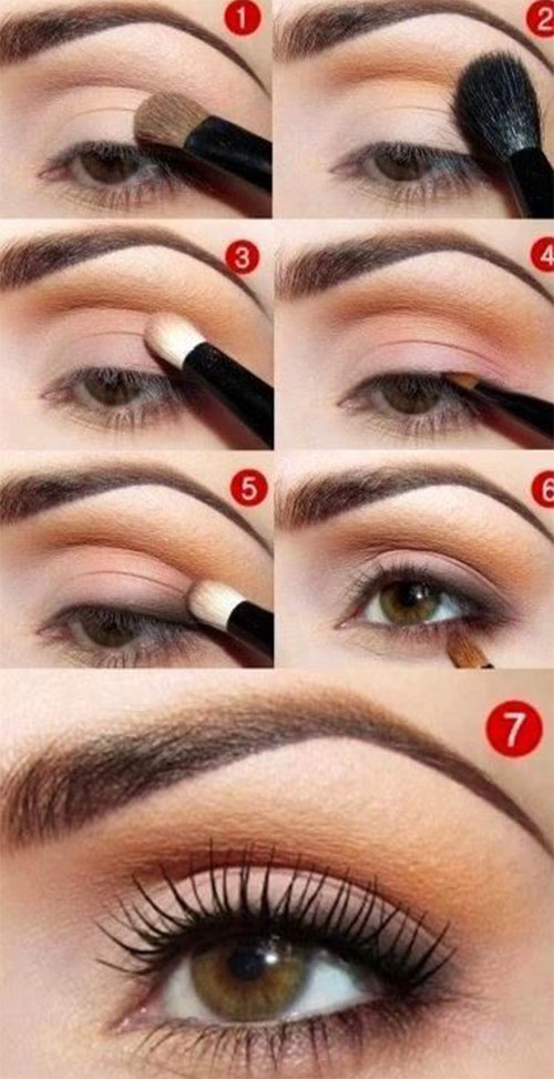 12-Easy-Simple-Fall-Makeup-Tutorials-For-Beginners-Learners-2015-4