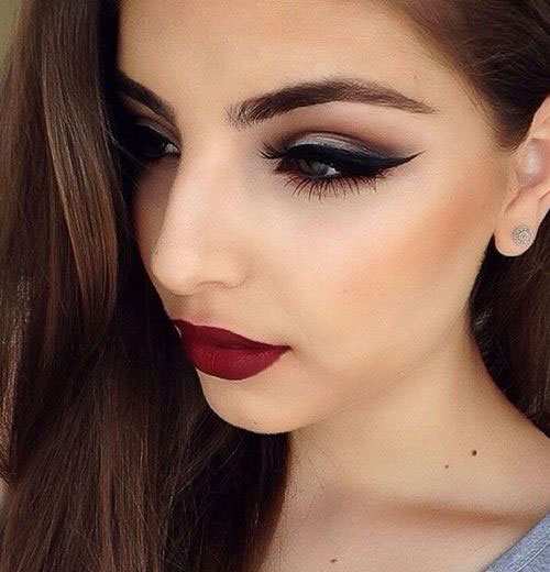 18-Best-Fall-Face-Makeup-Looks-Trends-For-Girls-Women-2015-14