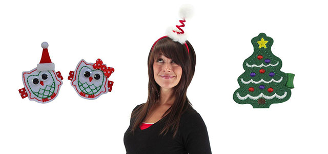 20-Christmas-Hairbows-Headbands-For-Kids-Girls-2015-Xmas-Hair-Accessories-F