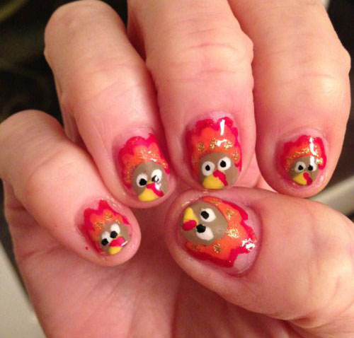 25-Inspiring-Easy-Thanksgiving-Nail-Art-Designs-Ideas-Trends-2015-18