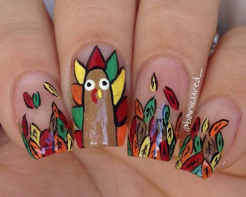 25-Inspiring-Easy-Thanksgiving-Nail-Art-Designs-Ideas-Trends-2015-21