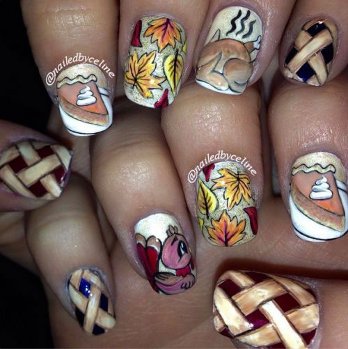 25-Inspiring-Easy-Thanksgiving-Nail-Art-Designs-Ideas-Trends-2015-26