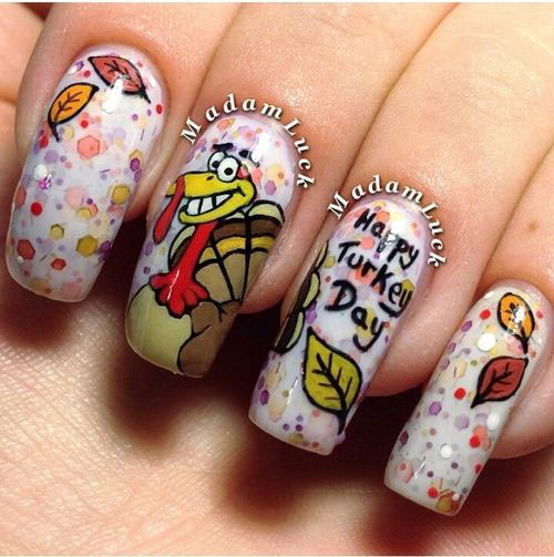 25-Inspiring-Easy-Thanksgiving-Nail-Art-Designs-Ideas-Trends-2015-7