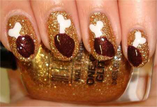 25-Inspiring-Easy-Thanksgiving-Nail-Art-Designs-Ideas-Trends-2015-9