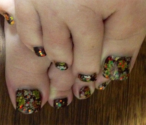 Autumn-Fall-Toe-Nail-Art-Designs-Ideas-Trends-Stickers-2015-3