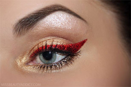 10-Best-Christmas-Eye-Makeup-Looks-Ideas-Styles-2015-2