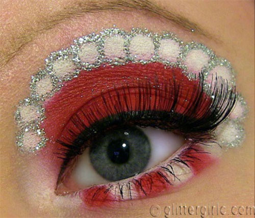 10-Best-Christmas-Eye-Makeup-Looks-Ideas-Styles-2015-5