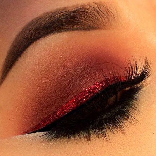 10-Best-Christmas-Eye-Makeup-Looks-Ideas-Styles-2015-8