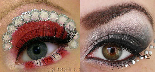 10 Best Christmas Eye Makeup Looks, Ideas & Styles 2015 ...