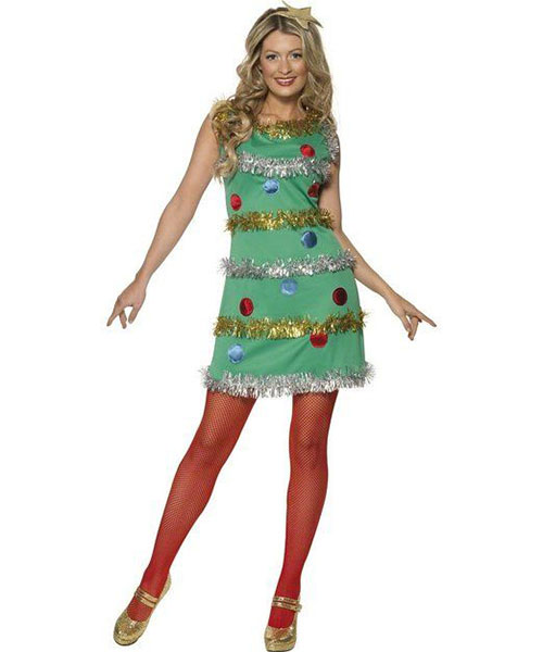 10-Christmas-Tree-Costumes-For-Kids-Girls-2015-Xmas-Outfits-4