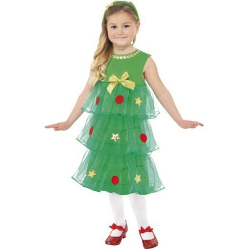 10-Christmas-Tree-Costumes-For-Kids-Girls-2015-Xmas-Outfits-7