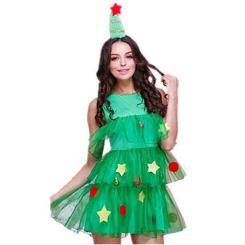 10-Christmas-Tree-Costumes-For-Kids-Girls-2015-Xmas-Outfits-9