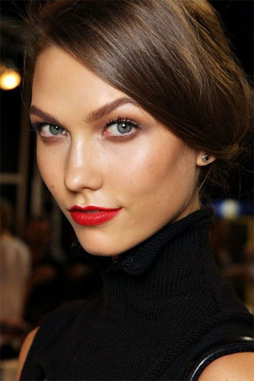 12-Christmas-Themed-Makeup-Looks-Ideas-For-Girls-Women-2015-12