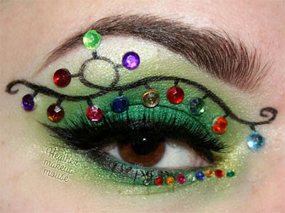 15-Christmas-Eve-Fantasy-Makeup-Looks-Styles-Ideas-For-Girls-Women-2015-10