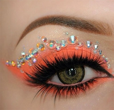 15-Christmas-Eve-Fantasy-Makeup-Looks-Styles-Ideas-For-Girls-Women-2015-11