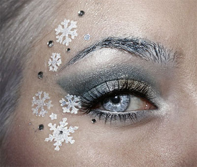 15-Christmas-Eve-Fantasy-Makeup-Looks-Styles-Ideas-For-Girls-Women-2015-12