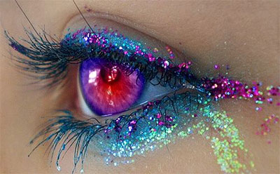 15-Christmas-Eve-Fantasy-Makeup-Looks-Styles-Ideas-For-Girls-Women-2015-13