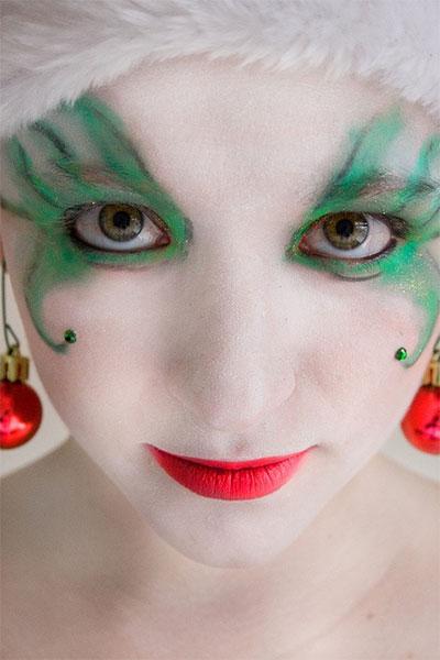 15-Christmas-Eve-Fantasy-Makeup-Looks-Styles-Ideas-For-Girls-Women-2015-2