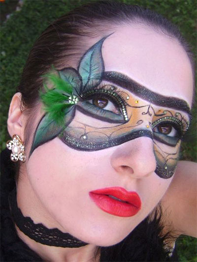 15-Christmas-Eve-Fantasy-Makeup-Looks-Styles-Ideas-For-Girls-Women-2015-6
