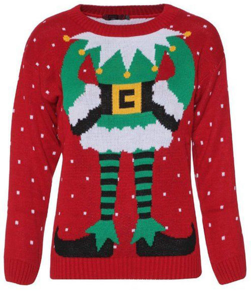 18-Best-Ugly-Lighted-Christmas-Sweaters-For-Girls -Women-2015-1