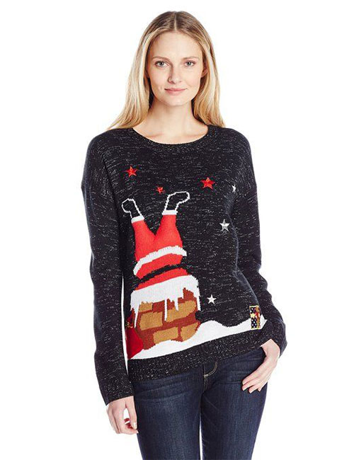 18-Best-Ugly-Lighted-Christmas-Sweaters-For-Girls -Women-2015-13