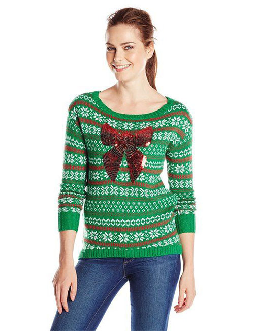18-Best-Ugly-Lighted-Christmas-Sweaters-For-Girls -Women-2015-14