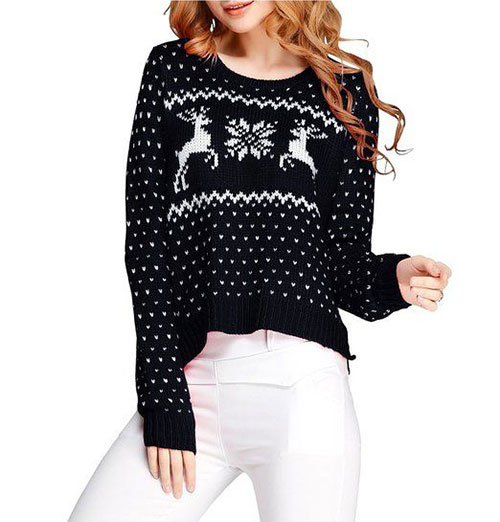 18 Best, Ugly & Lighted Christmas Sweaters For Girls & Women 2015 ...