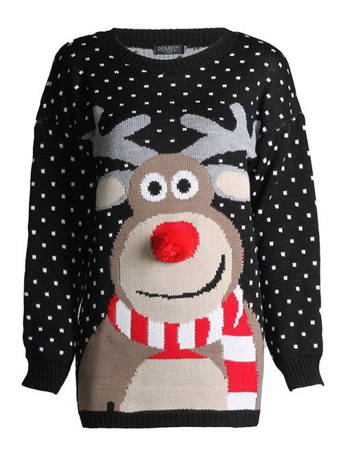 18-Best-Ugly-Lighted-Christmas-Sweaters-For-Girls-Women-2015-2