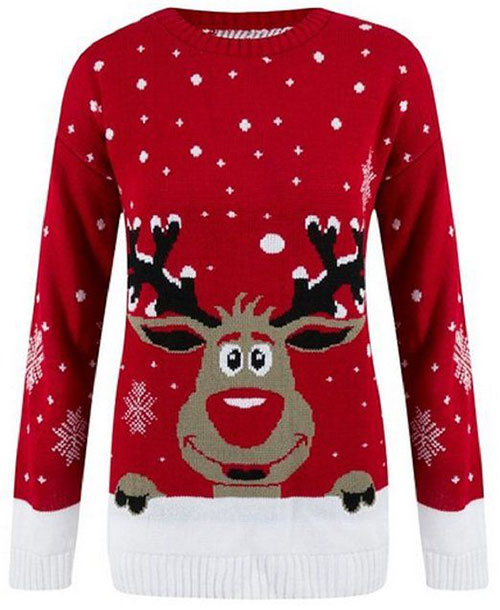 18-Best-Ugly-Lighted-Christmas-Sweaters-For-Girls -Women-2015-3