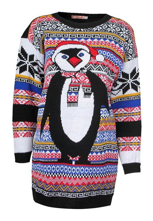 18-Best-Ugly-Lighted-Christmas-Sweaters-For-Girls -Women-2015-4
