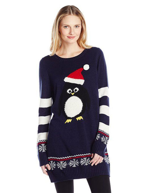 18-Best-Ugly-Lighted-Christmas-Sweaters-For-Girls -Women-2015-6
