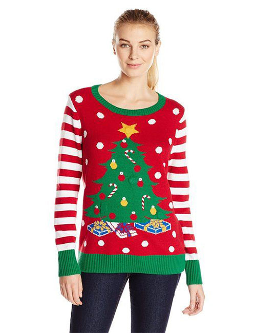 18-Best-Ugly-Lighted-Christmas-Sweaters-For-Girls -Women-2015-8