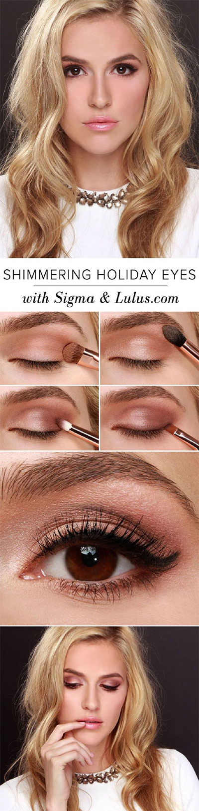 10-Easy-Simple-Winter-Makeup-Tutorials-For-Beginners-Learners-2016-10