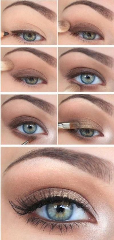 10-Easy-Simple-Winter-Makeup-Tutorials-For-Beginners-Learners-2016-3