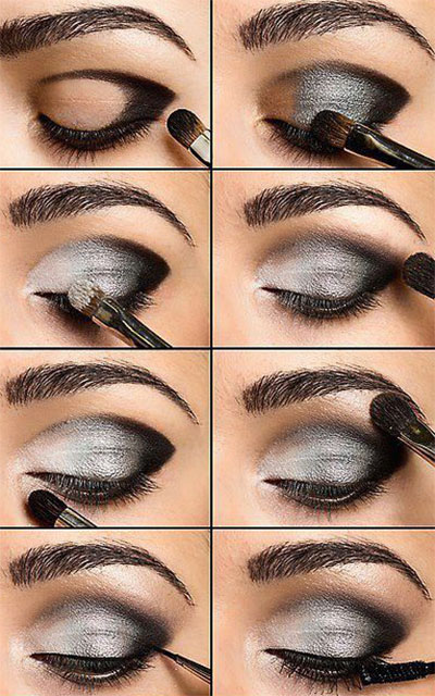 Easy Wedding Makeup Tutorial : 10 Easy and Simple Winter Makeup Tutorials For Beginners ...
