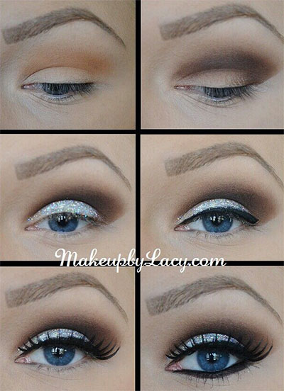 10-Easy-Simple-Winter-Makeup-Tutorials-For-Beginners-Learners-2016-7