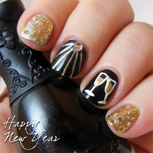 15-Best-Happy-New-Year-Eve-Nail-Art-Designs-Ideas-Stickers-2015-2016-1