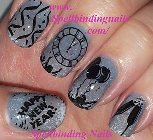 15-Best-Happy-New-Year-Eve-Nail-Art-Designs-Ideas-Stickers-2015-2016-11