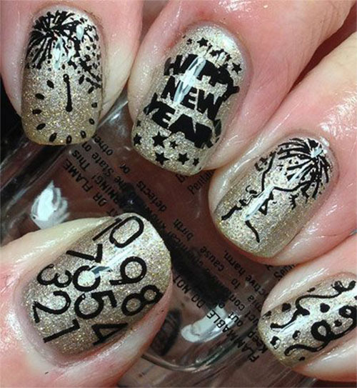 15-Best-Happy-New-Year-Eve-Nail-Art-Designs-Ideas-Stickers-2015-2016-12