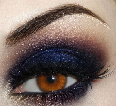 15-Best-Winter-Themed-Eye-Makeup-Looks-Ideas-Trends-2016-3