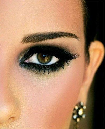 15-Best-Winter-Themed-Eye-Makeup-Looks-Ideas-Trends-2016-7
