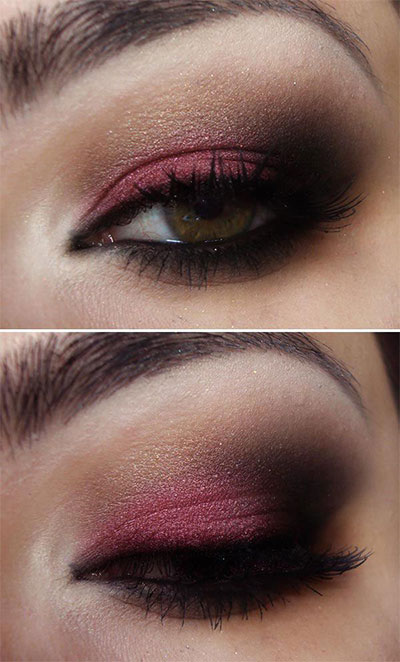 15-Best-Winter-Themed-Eye-Makeup-Looks-Ideas-Trends-2016-8